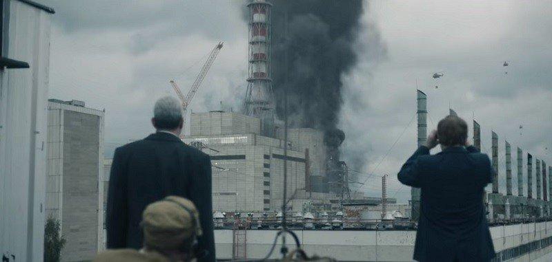 Stasera in tv - Chernobyl