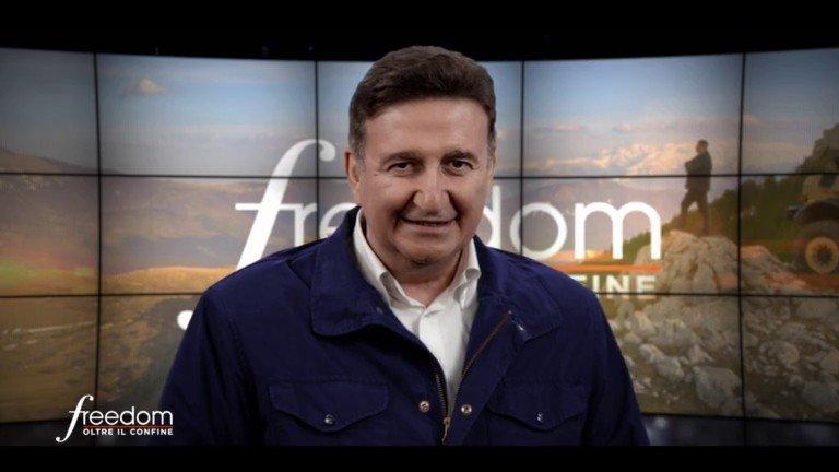 Freedom - Mondi sotterranei 13 maggio: stasera in tv su Italia 1