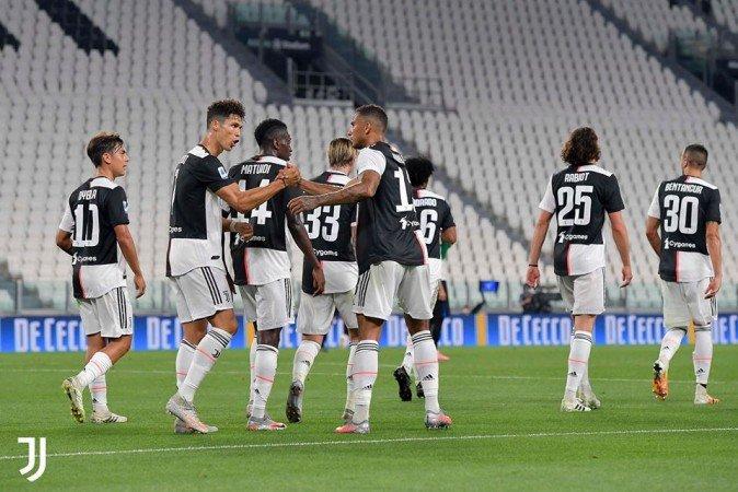 Sassuolo Juventus Formazioni E Dove Vedere Diretta Tv E Streaming Imtv