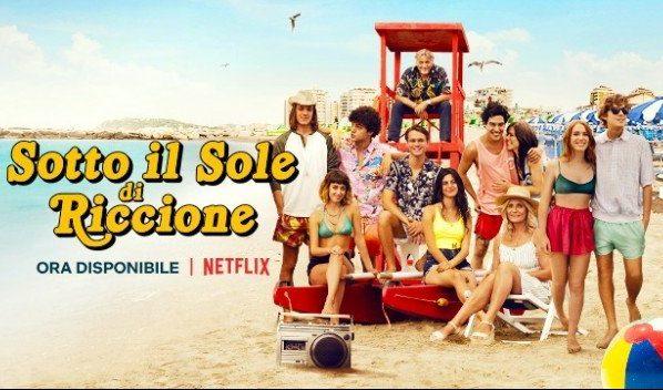 Sotto il sole di Riccione: trama, cast e trailer