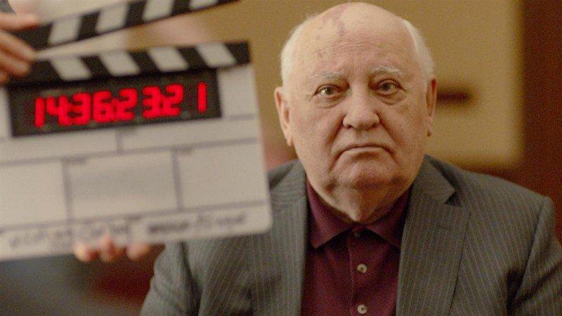 Atlantide - Io e Gorbaciov