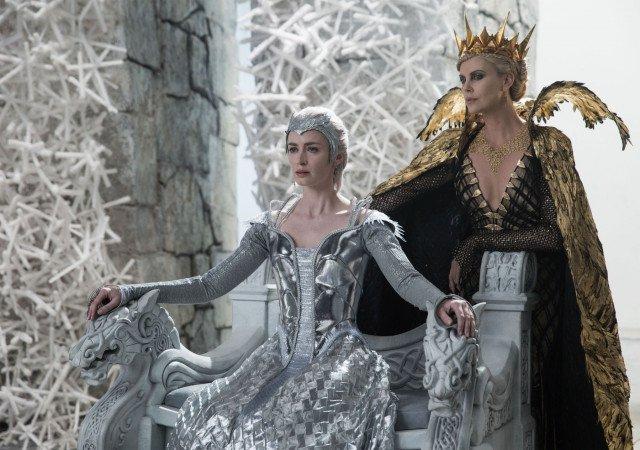 IL CACCIATORE EIl cacciatore e la regina di ghiaccio