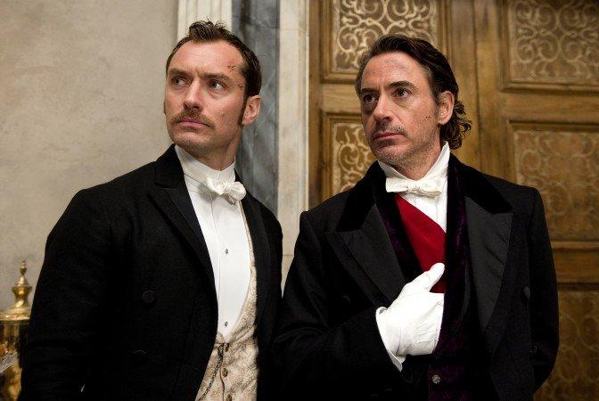 Sherlock Holmes - Gioco di ombre - Stasera in tv su Premium Cinema