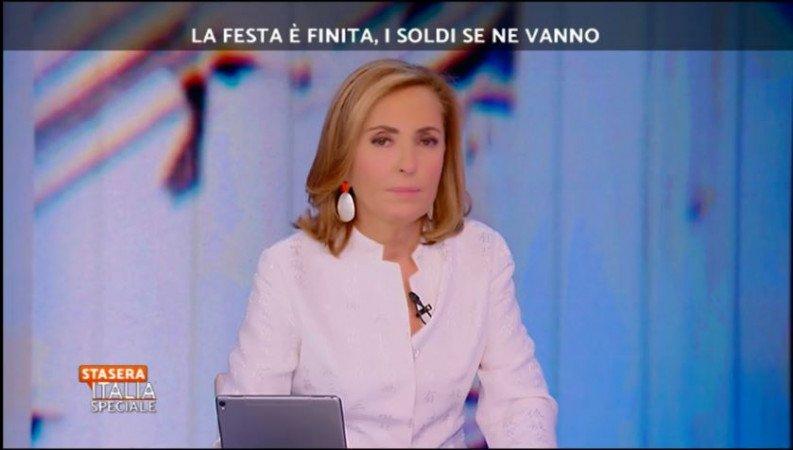 Stasera Italia (25 novembre)
