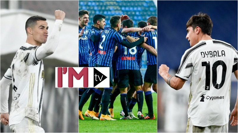 Juventus Atalanta Diretta Tv E Streaming Sky O Dazn Le Formazioni Imtv