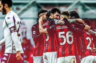 Milan-Celtic Glasgow
