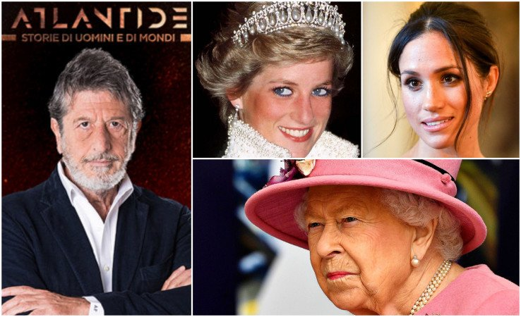Atlantide - Meghan e Diana, una corona sotto accusa