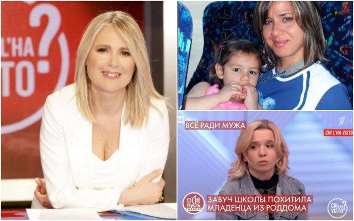 """Chi l'ha visto: """"Novità su Olesya"""" Ma il web protesta: """"Parlateci di Denise"""""""