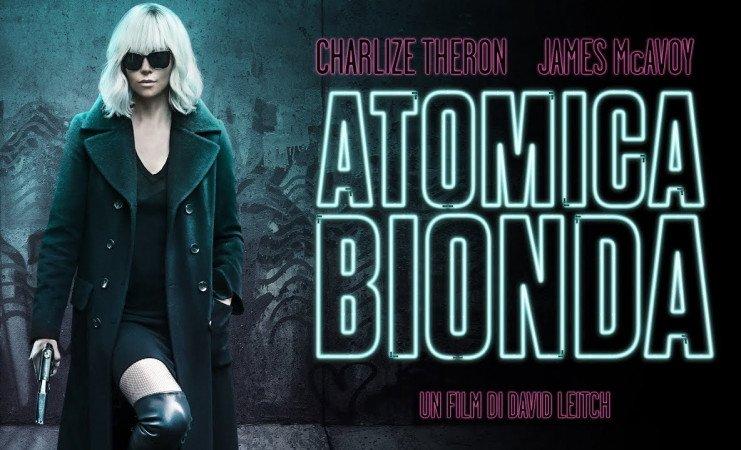 Atomica bionda - Trama, cast e trailer