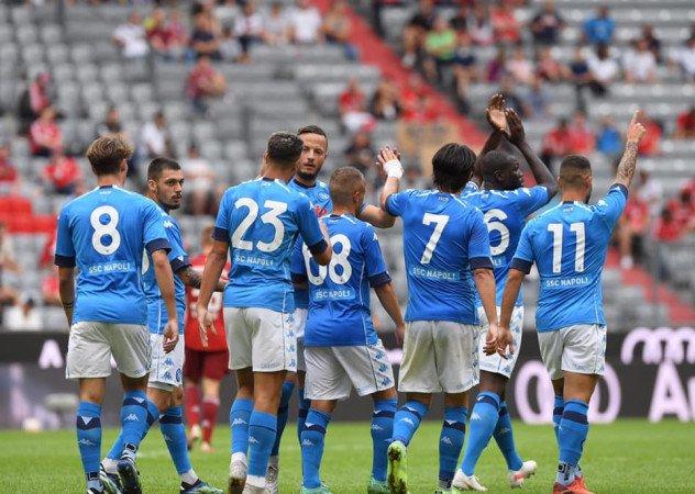 Napoli-Pescara in diretta tv e streaming