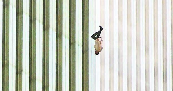 11 settembre the falling man anticipazioni
