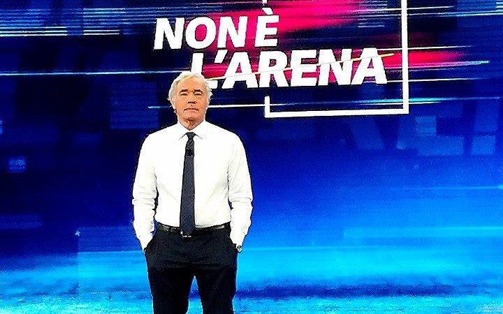 Massimo Giletti resta su La7