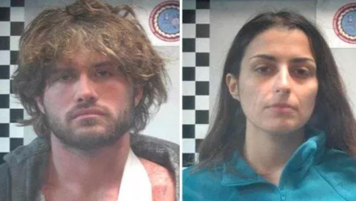 la coppia dell'acido - Follia criminale: Alexander Boettcher e Martina Levato