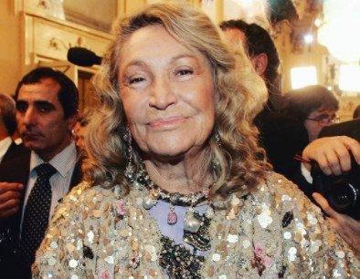 Marta Marzotto - Modella e stilista italiana